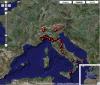 Mappa interattiva con tutte le scede delle grotte